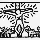 151-Haring Keith - Untitled - komprimiert