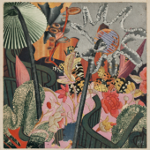 Hannah Höch: Garten, 1948, Collage, Sammlung Karsch/Galerie Nierendorf, Berlin, VG Bild-Kunst, Bonn 2017