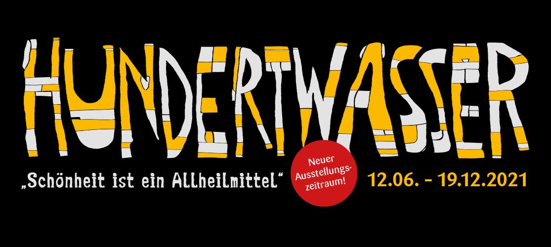 | HUNDERTWASSER-Ausstellung im Kunsthaus Apolda