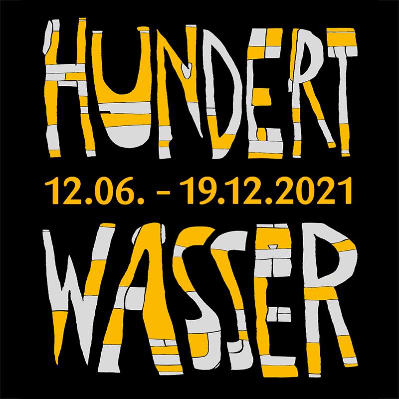 HUNDERTWASSER-Ausstellung im Kunsthaus Apolda